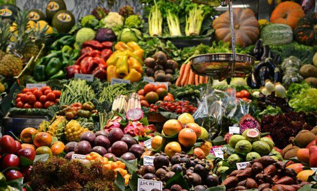 Cara Mengambil Untung Jualan Sayur